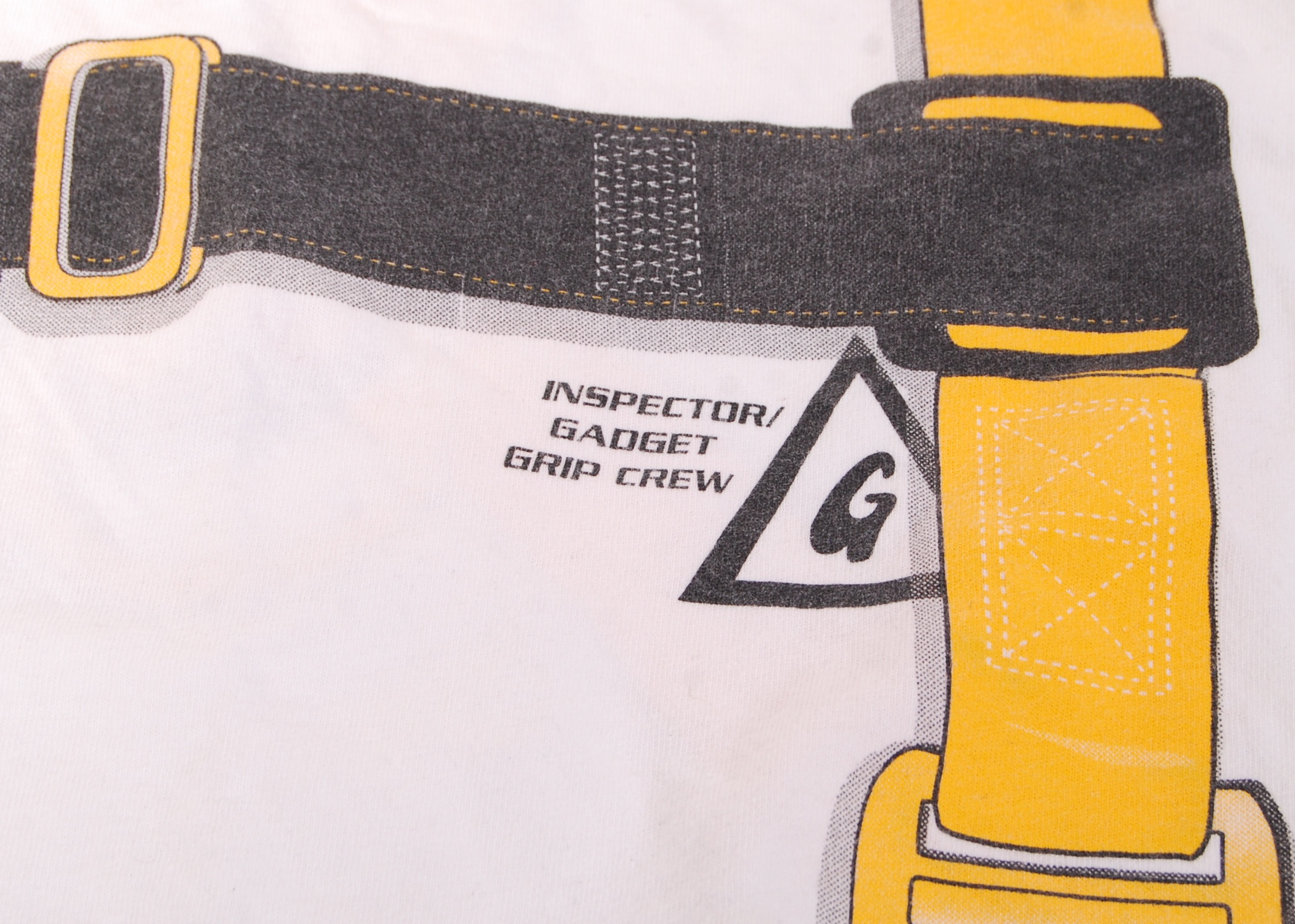 INSPECTOR GADGET - ORIGINAL CREW ISSUED T-SHIRT - Image 2 of 3