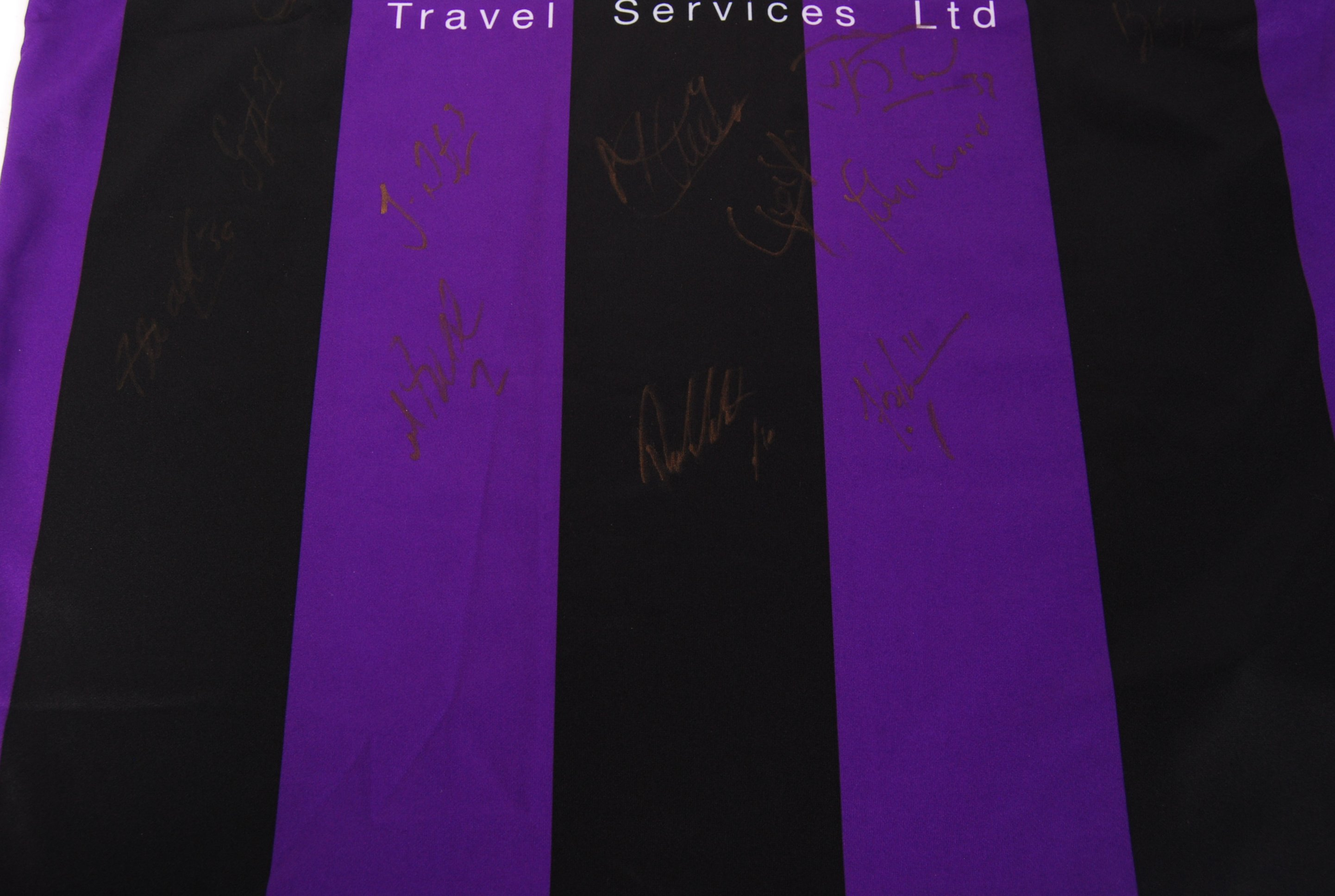 BRISTOL ROVERS FOOTBALL AUTOGRAPHED SHIRT - Image 3 of 4
