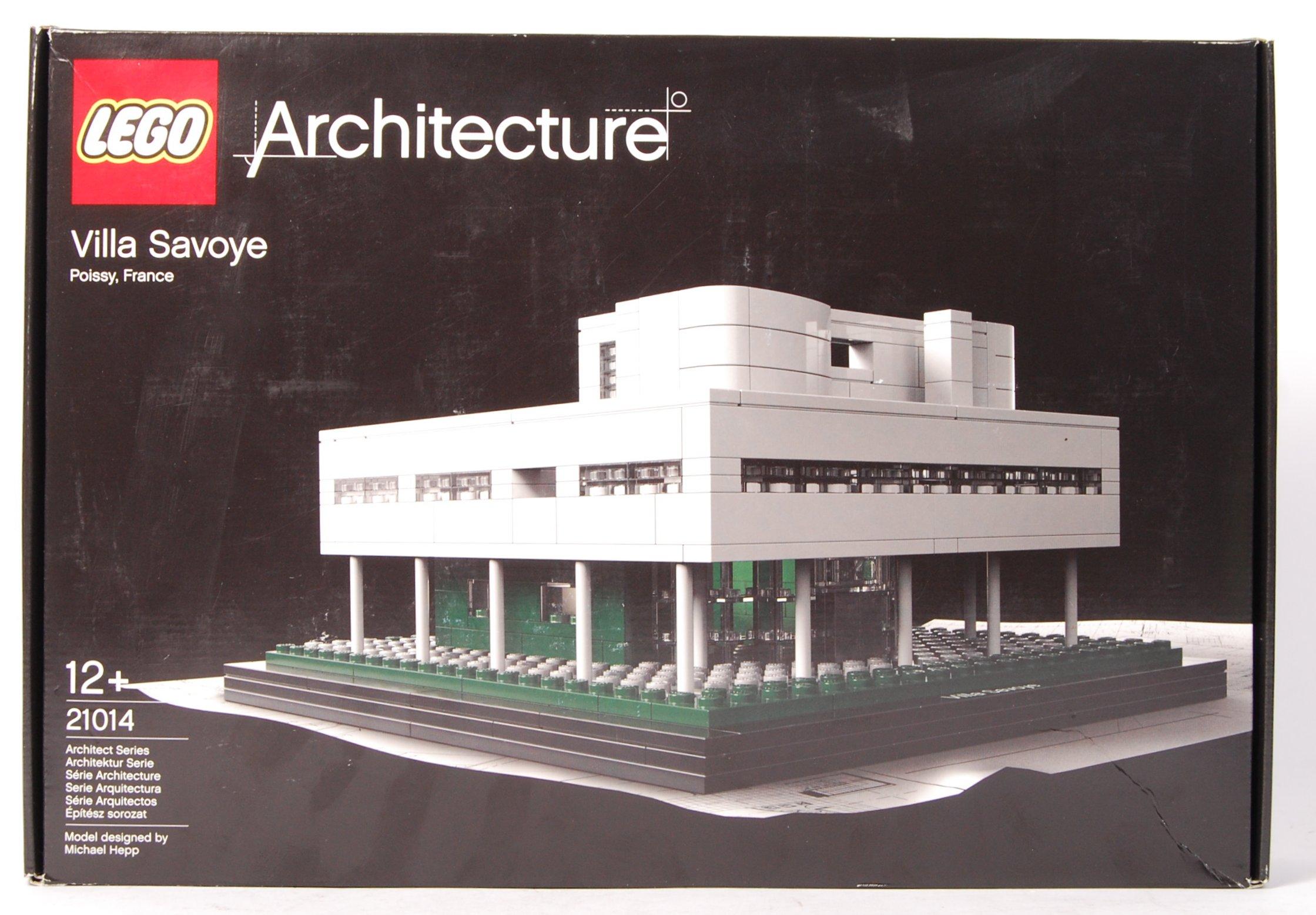 LEGO ARCHITECTURE SET NO. 21014 ' VILLA SAVOYE ' B
