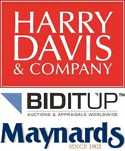 Harry Davis & Company / BidItUp / Maynards Industries