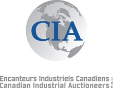 CIA - Canadian Industrial Auctioneers Inc.