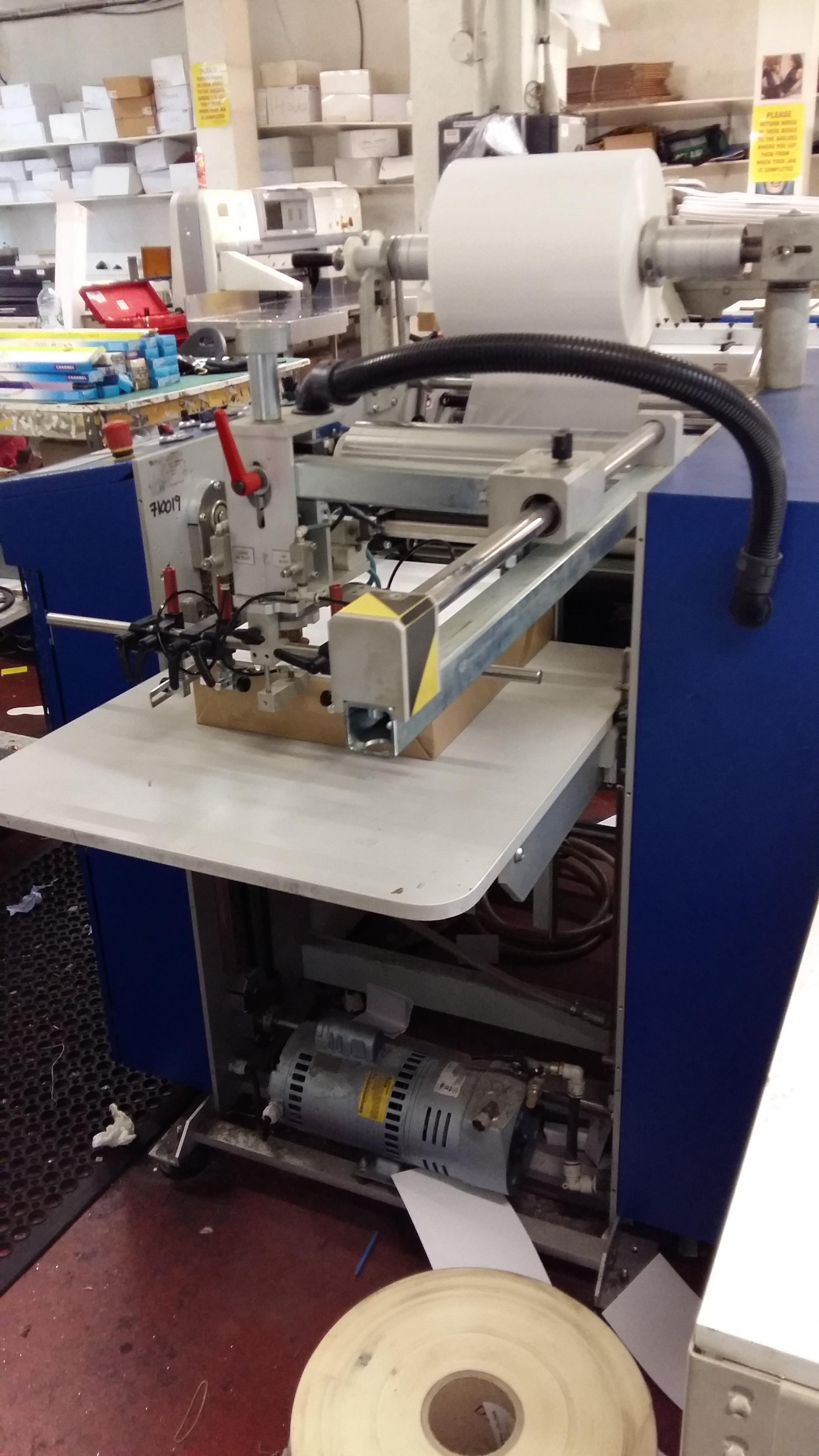 Lot 003 - Jupiter B2 Fully Automated Thermal Laminator