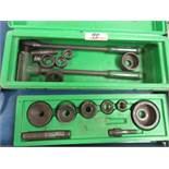 LOT - GREENLEE & KNOCKOUT PUNCH UNIT