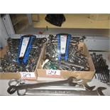 LOT - GENERAL ASSTD COMBINATION WRENCHES