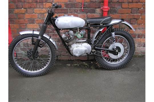 Triumph Tiger Cub Trials Bike Make Triumph Model Tiger Cub Trials
