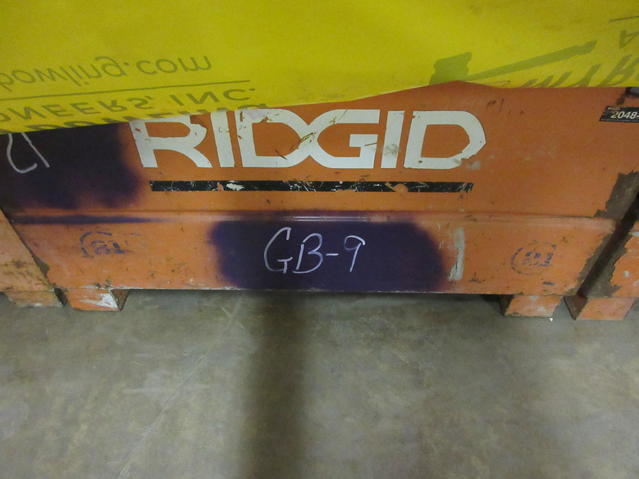 RIDGID GANG BOX - Image 2 of 2