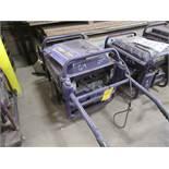 GENERAL XP8000E GAS POWERED GENERATOR; 8,000 RUNNING WATTS, 12,000 STARTING WATTS