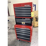 TOOLBOX, CRAFTSMAN, 16-drawer