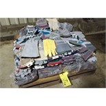 LOT OF WORK GLOVES (approx. 450 pairs)