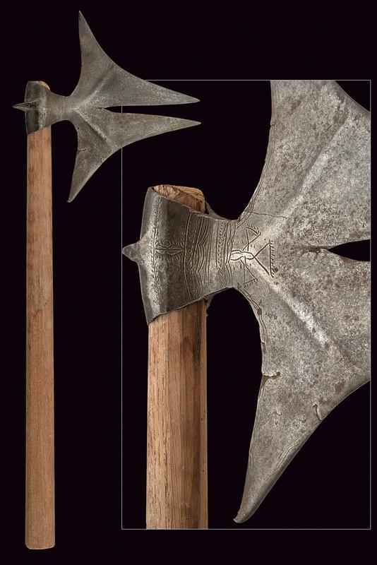 Dating iron axe heads