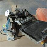 (3) Asst. Corded Power Tools c/o: Planer, Pin Nailer & Sander
