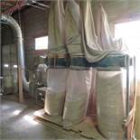 Rees #C1030-6 Six Bag Dust Collection System with Pendant Control System, 3 Phase S/N: 95-3404-