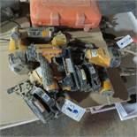 (5) Asst. Bostitch Pneumatic Coil & Strip Nailers