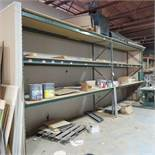 """(2) Sections Pallet Racking 12'W x 36""""D x 10'H"""