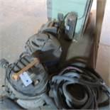 (3) Shop Vacuums (2 Rigid's)