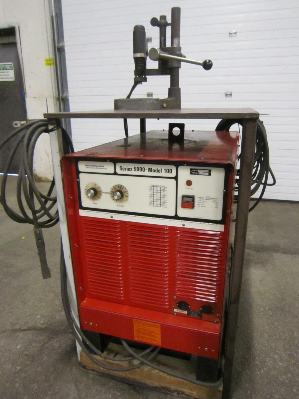 nelson stud welder model 101 manual