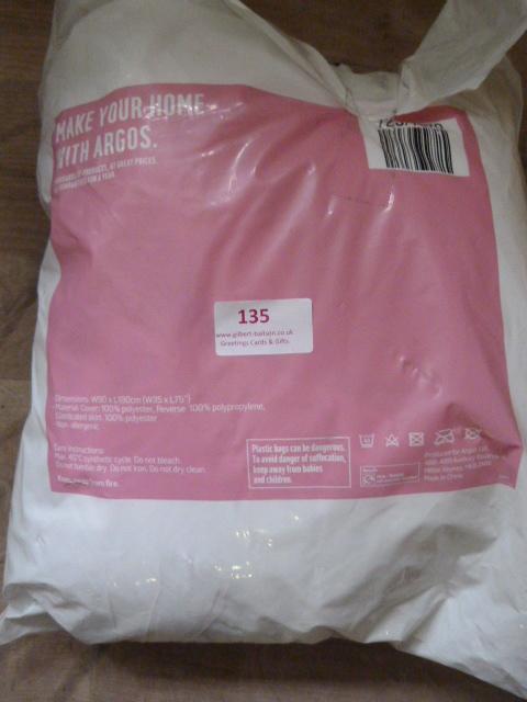 Lot 135 - Single Bed Mattress Protector