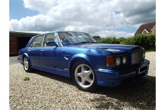 Bentley turbo rt mulliner for sale