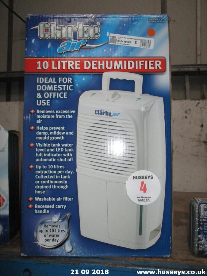 Lot 4 - DEHUMIDIFIER (SPARES)