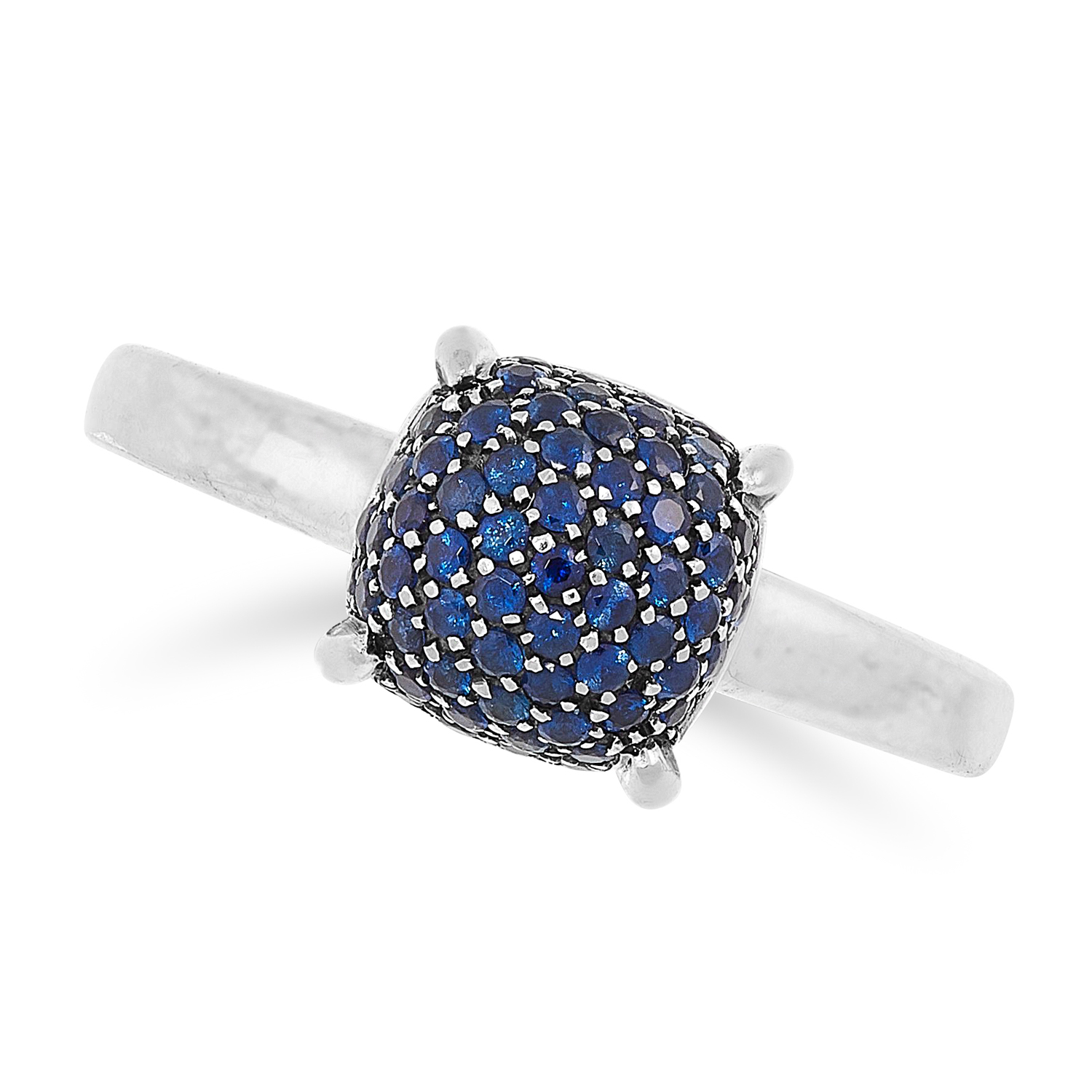 A SAPPHIRE SUGAR STACKS RING, PALOMA PICASSO FOR T