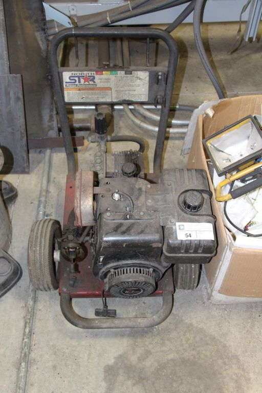 Lot 54 - Pressure Washer