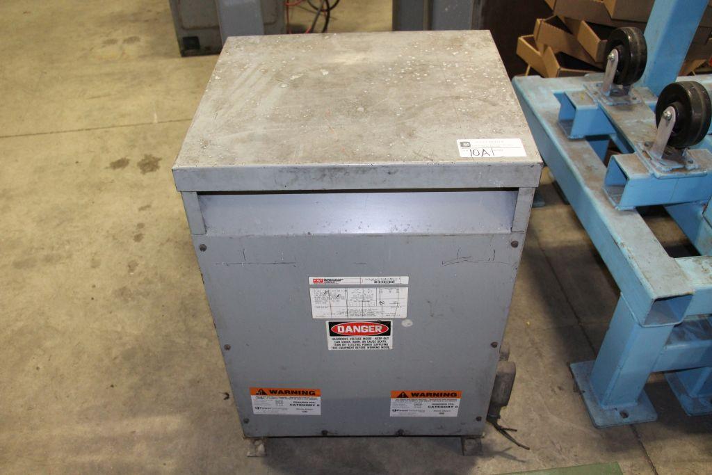 Lot 10A - Transformer FPT FH34CFMD-3-T, 34 KVA, model - 36B