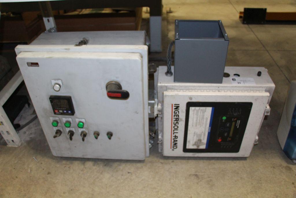 Lot 31 - Control Panels