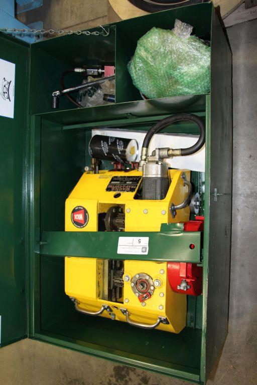 Lot 5 - Wachs Trav-L-Cutter pneumatic pipe cutter