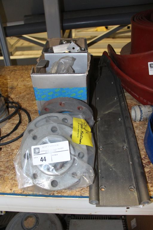 Lot 44 - Electric Bus Parts