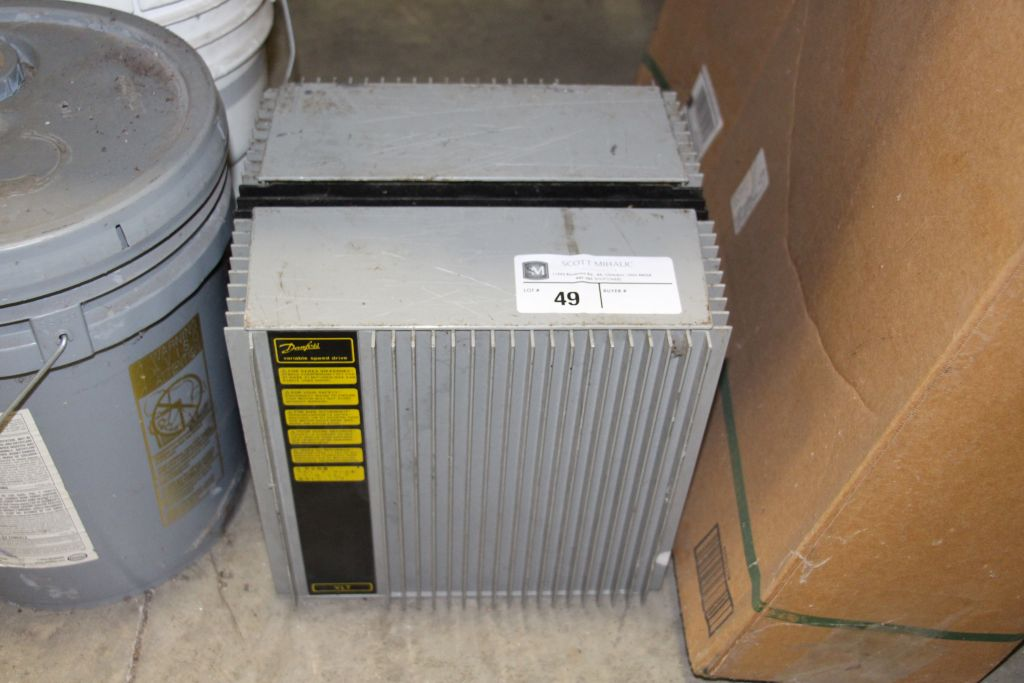 Lot 49 - Danfoss Variable Speed Drive
