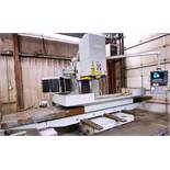 "CINCINNATI MILACRON 20VC CNC VERTICAL MILLING MACHINING, 80"" x 30"" TABLE, ACRAMATIC 850SX CNC"
