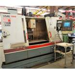 "TREE VMC 1060/24 CNC VERTICAL MACHINING CENTER, S/N 912932217, PC-2100 CNC CONTROL, ATC, 23"" x 50"""