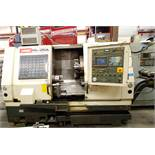 "YANG ML-25A CNC Lathe, 10"" 3-Jaw Chuck, Parts Catcher, Turret, Tailstock, Chip Conveyor, Fanuc"