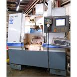 "TREE VMC 800/20 CNC VERTICAL MACHINING CENTER, S/N TS80900014U, PC-2100 CNC CONTROL, ATC, 25"" x"