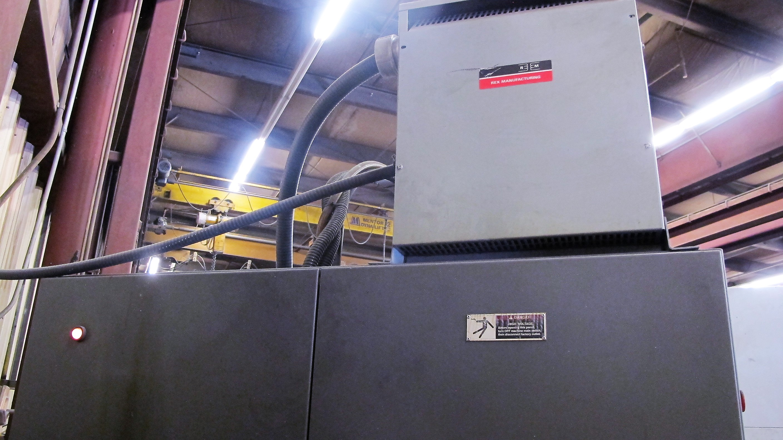 "TREEVMC 800/20 CNC VERTICAL MACHINING CENTER, S/N TS80900014U, PC-2100 CNC CONTROL, ATC, 25"" x - Image 16 of 16"