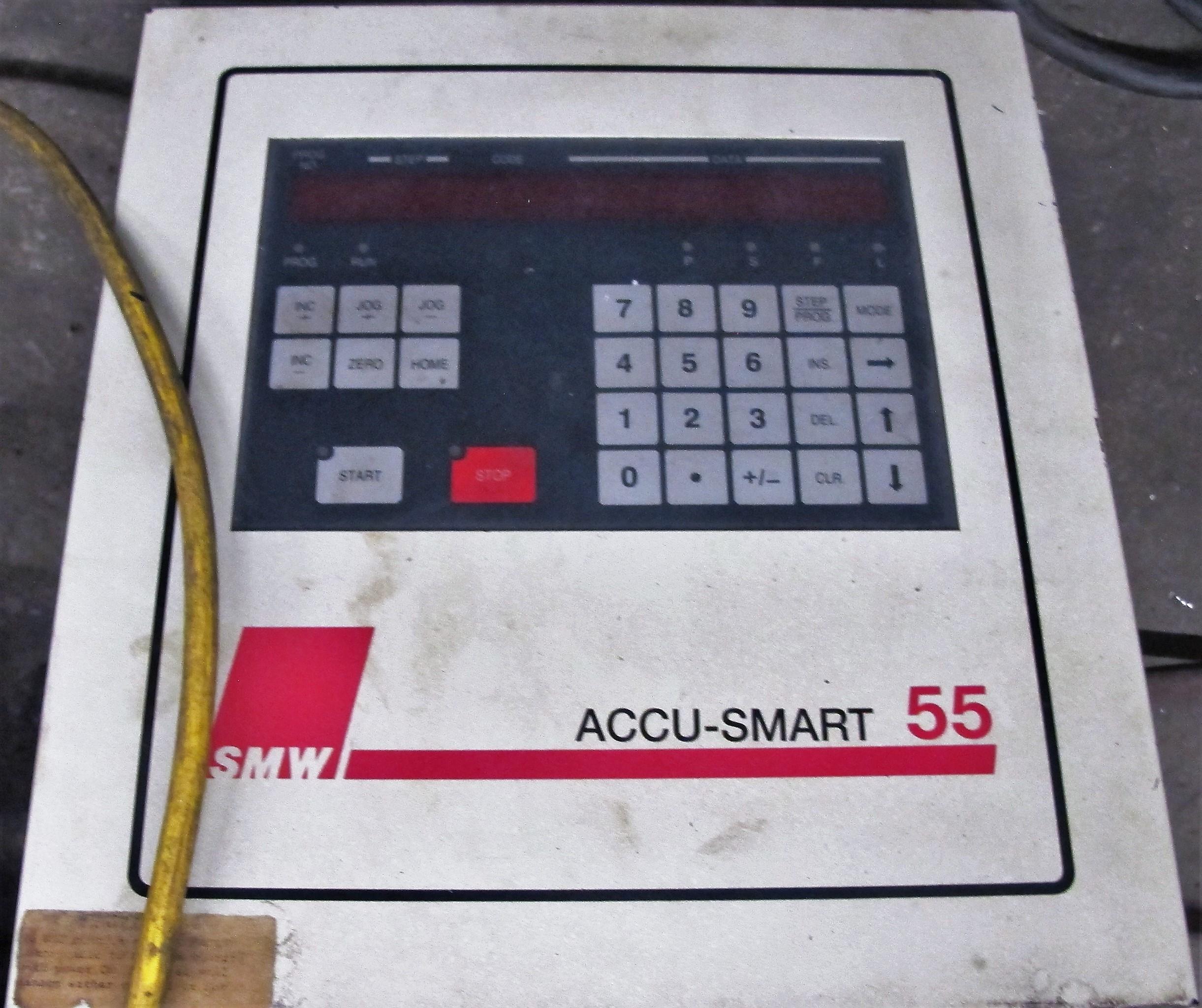 "TREEVMC 800/20 CNC VERTICAL MACHINING CENTER, S/N TS80900014U, PC-2100 CNC CONTROL, ATC, 25"" x - Image 14 of 16"