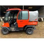 2008 KUBOTA RTV900-EU 4WD DIESEL 2 SEATER BUGGY *PLUS VAT*