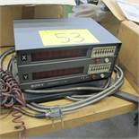 SONY MAGNESCALE LF-200 2 AXIS DRO