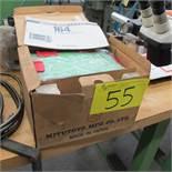 MITUTOYO 164 E-COUNTER, 2 AXIS DRO