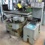 """ALPA R.T. 450 AUTOMATIC SURFACE GRINDER W/CONTROL PANEL, BALANCER, 18"""" X 6"""" MAGNETIC SURFACE"""