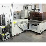 JAPAX INC LS1000S NC WIRE-CUT EDM JAPT 3F CONTROLLER, VH-2, JAPAX SD-1 HOLE DRILL, PWO PRESSURE
