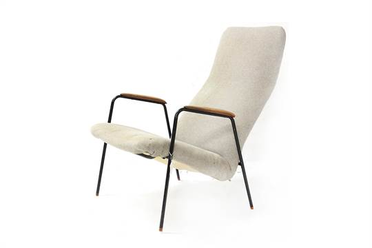 Marvelous A 1950S Swedish Contour Lounge Chair Designed By Alf Alphanode Cool Chair Designs And Ideas Alphanodeonline