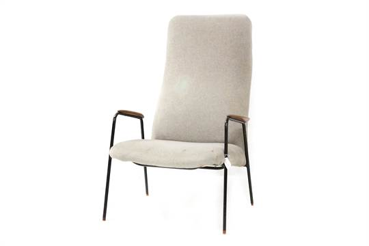 Strange A 1950S Swedish Contour Lounge Chair Designed By Alf Alphanode Cool Chair Designs And Ideas Alphanodeonline