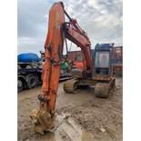 Doosan DX 140-LC 14 tonne tracked excavatorSerial No DWBCEBBJAD0050024 (2014)TBC recorded hourspiped