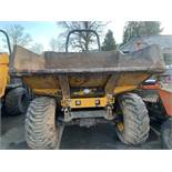 Barford, 10 Ton Dump Truck Registration No. NK07 HUY First Registered: 13/06/2007 4,500 Recorded