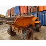 Thwaites 6 tonne swivel dump truckSerial No. SLCM666Z1105B9991 (2011)