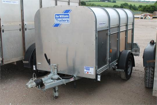 Free company summary for IFOR WILLIAMS TRAILERS LIMITED including Companies house registration, overview of.