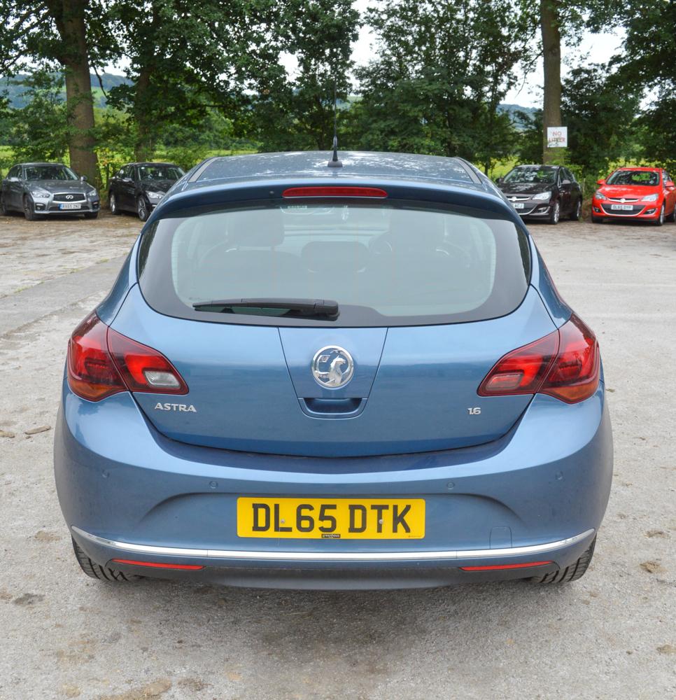 Vauxhall Astra 1.6 I VVT 16v Elite 5dr Hatchback