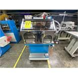 Máquina lijadora de acrílico marca Shering Shing Machinery, Modelo: CH0232B, Activo: PCM01441, 480V,