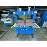 Prensa neumática de plancha caliente marca Shering Shing Machinery, Modelo: CH-605